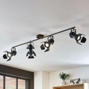 Takspotlight Tilen, 4 lampor strålkastarlook