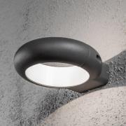Ringformad LED-utomhusvägglampa Rovigo